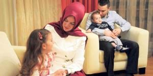 huzurlu aile